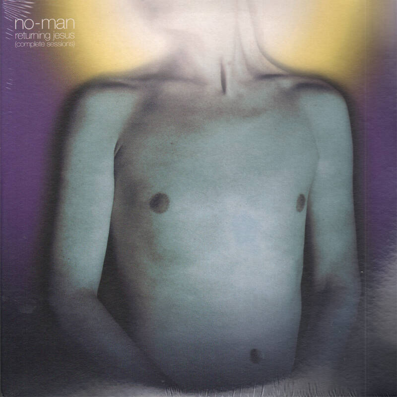 TF026 // NO-MAN - RETURNING JESUS (BLACK VINYL 3LP)