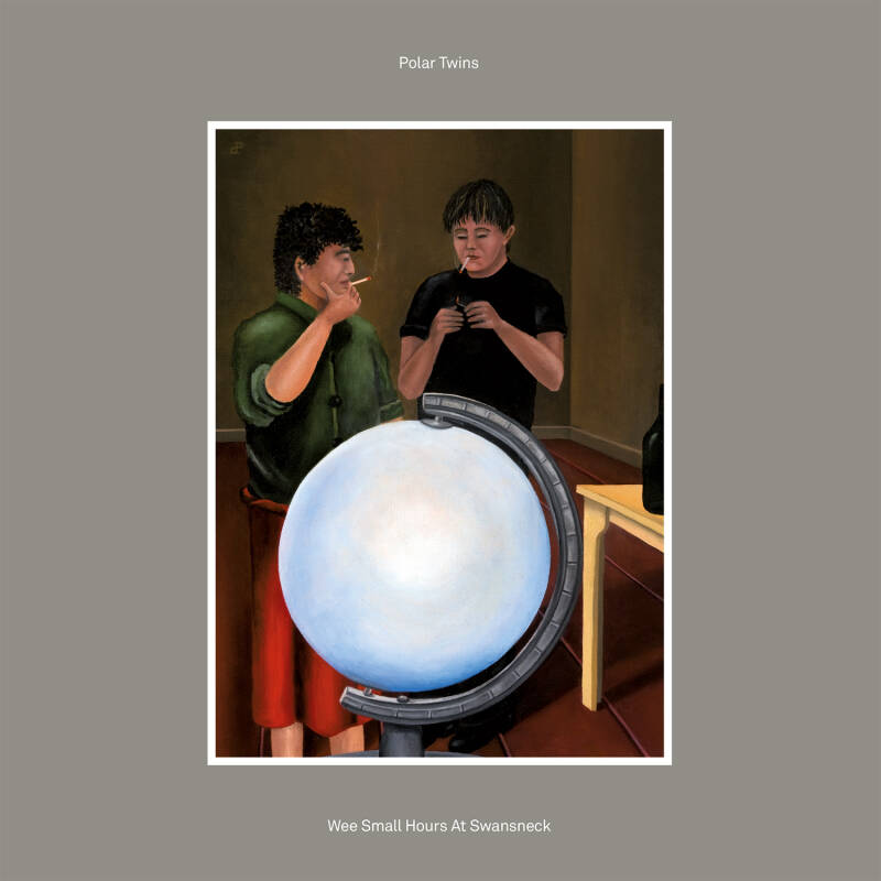 TF126 // POLAR TWINS - WEE SMALL HOURS AT SWANSNECK (CD)