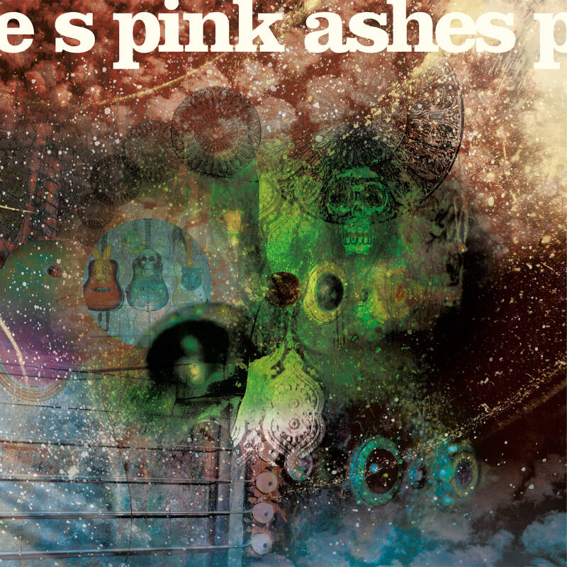 TF141 // THE USE OF ASHES - PINK ASHES (TEST PRESSING LP)