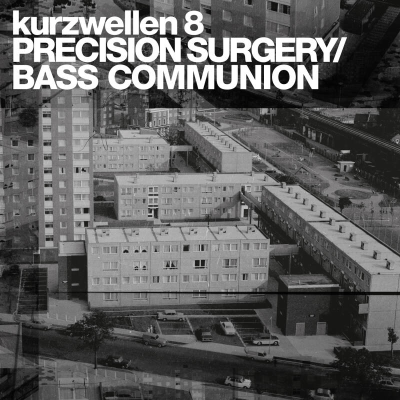 KURZWELLEN 8 // PRECISION SURGERY // BASS COMMUNION (LP)