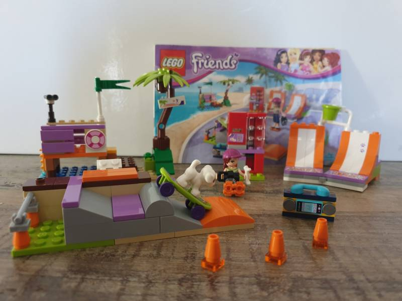 Lego Friends Heartlake Skate Park