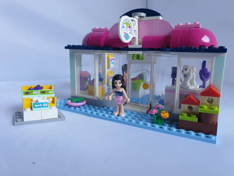 Lego Friends Dierensalon