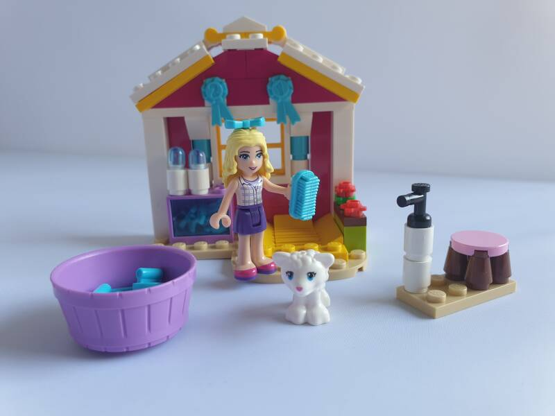 Lego Friends Stephanie's lammetje