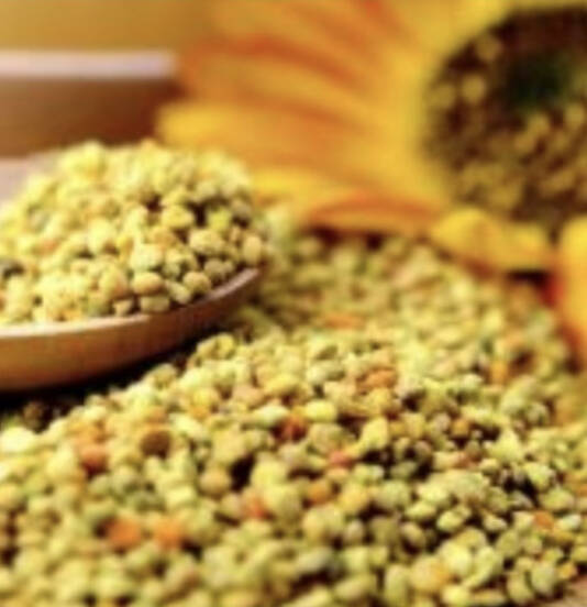 Bijenpollen superfoods