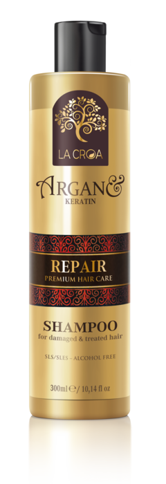 La Croa Repair Shampoo 300ml