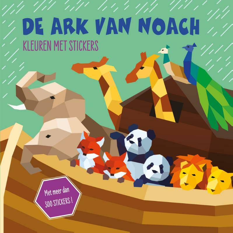 Ark van Noach - Stickerboek