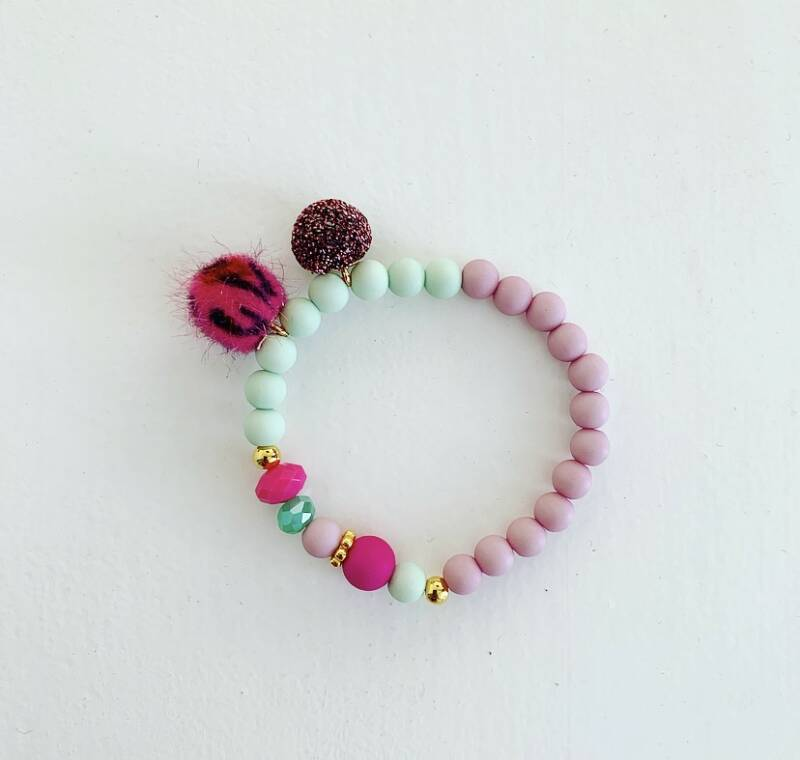 Sweet candy armbandje