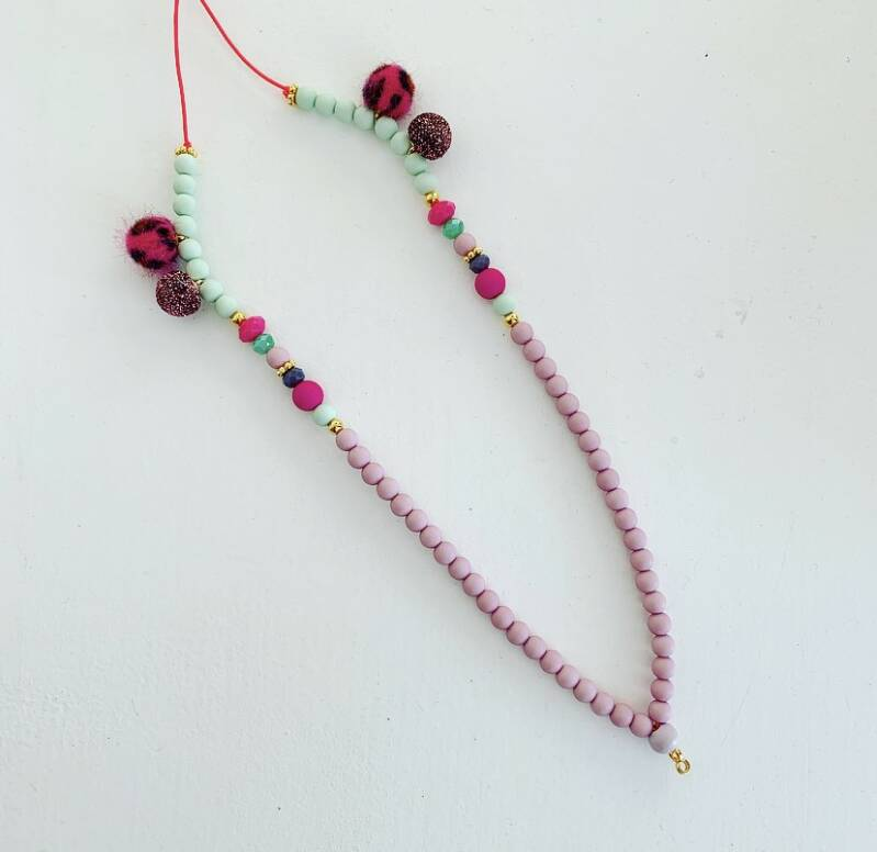 Sweet candy ketting