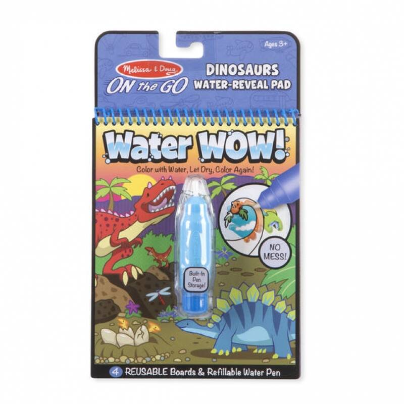 Water WOW - Dino