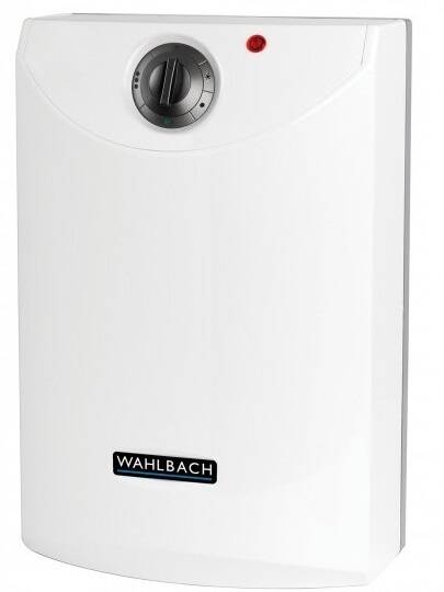 10 liter close-in boiler met RVS vat 2000W Wahlbach | 50681