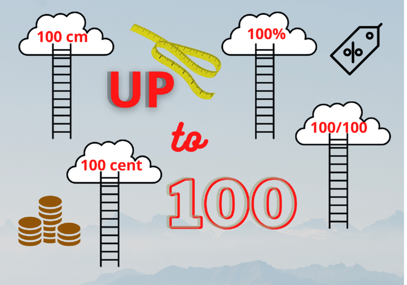 Up to 100!