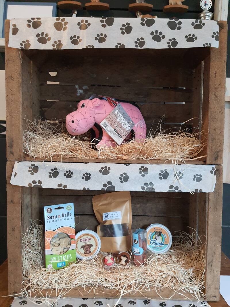 The Pink Hippo Giftbox