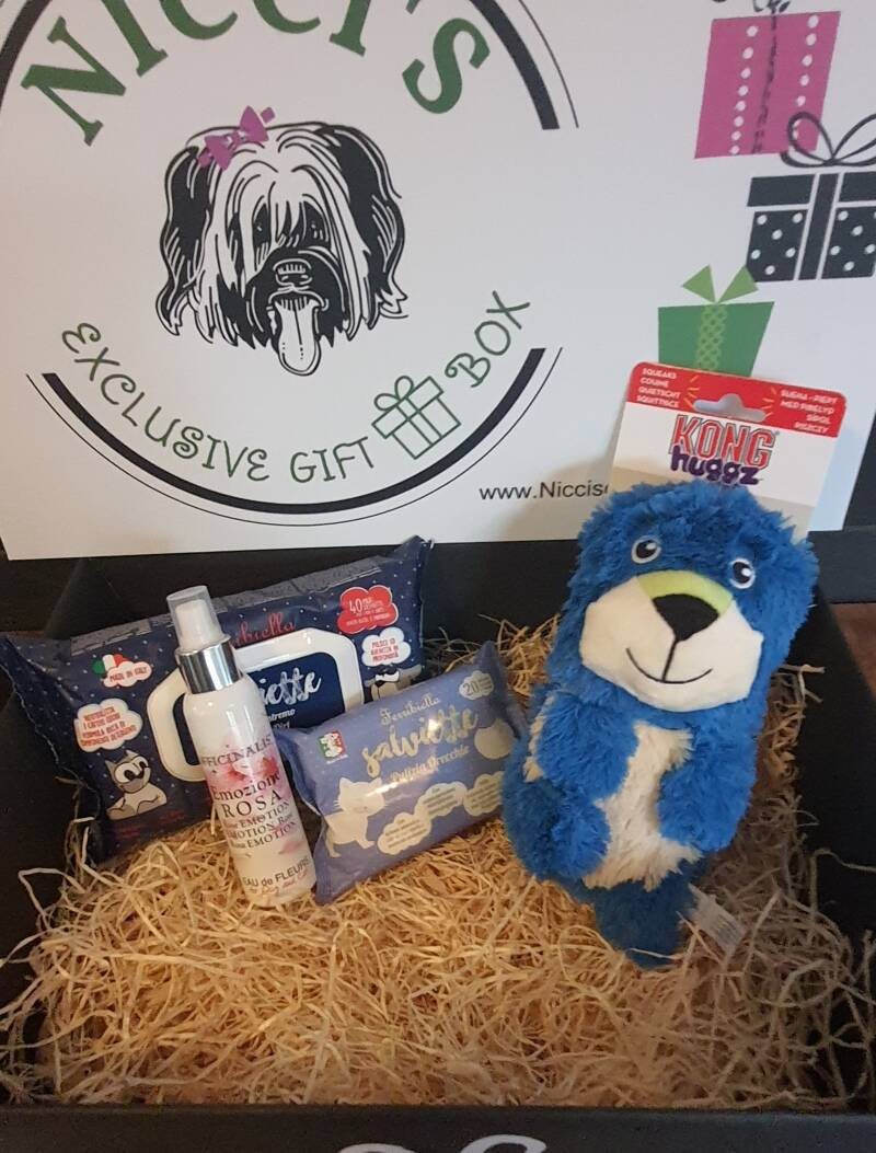 The Fox with the smell of Roses Giftbox