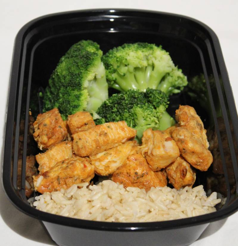 chili chicken broccoli x10