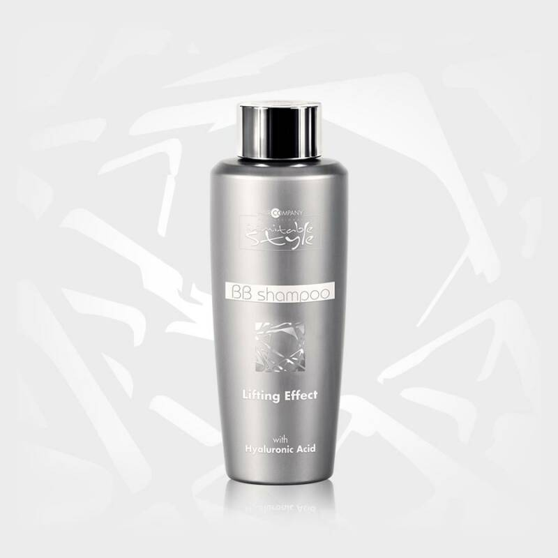 BB filler shampoo