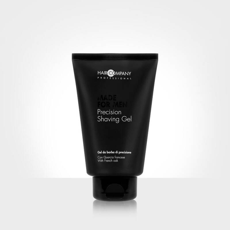 Made for men precision shaving gel