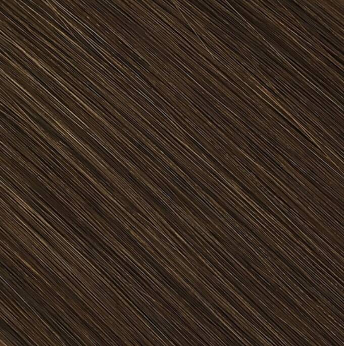 Extensions 50cm Chocolate Brown #4