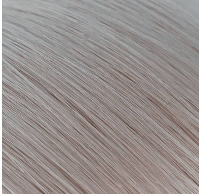 Extensions 50cm Silver