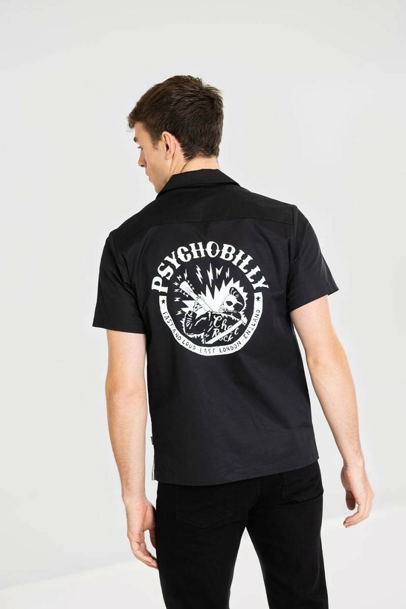 Psychobilly Bowling Shirt