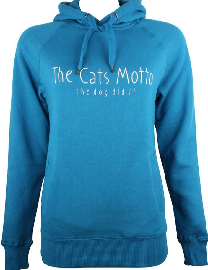 Hoodie Cats Motto