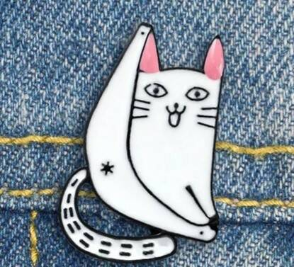 Pin washing cat