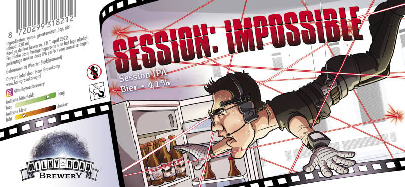 Session: Impossible - Session IPA