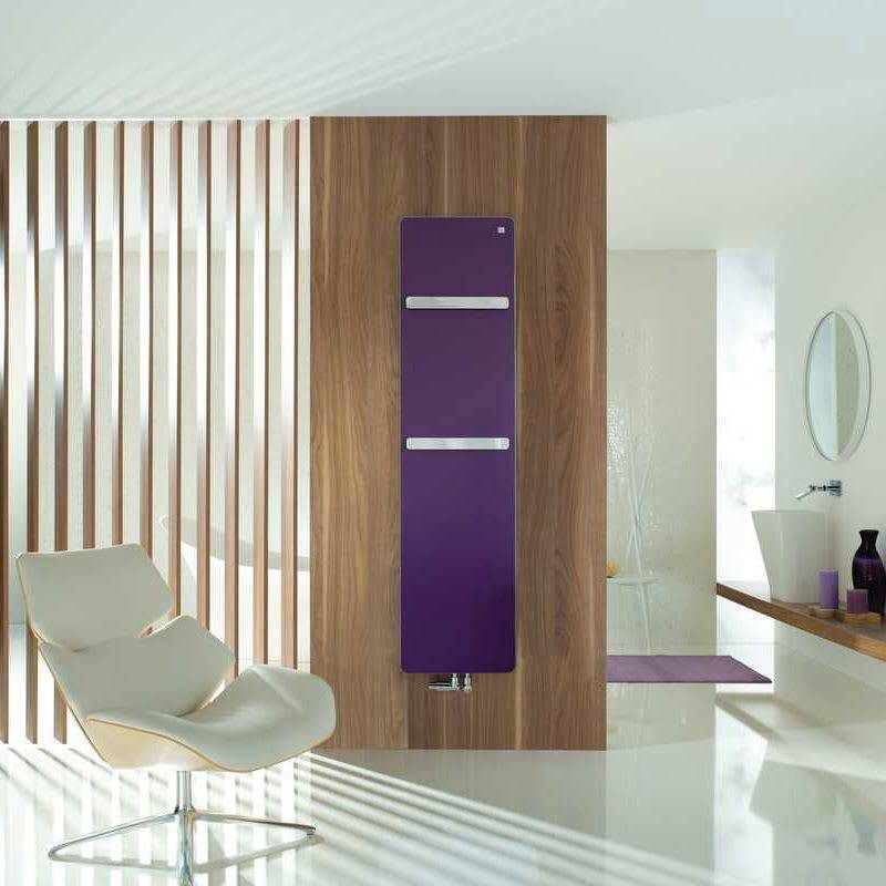 Design radiator Zehnder Vitalo Bar 60 cm
