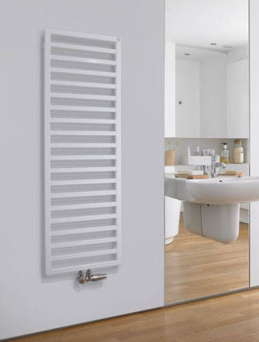 Design radiator Zehnder Quaro in 3 maten
