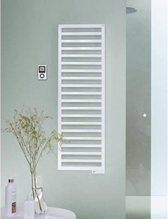 Design radiator Zehnder Quaro elektrisch in 2 maten