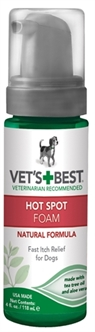 W2-391237 VETS BEST HOT SPOT SPRAY FOAM 150 ML