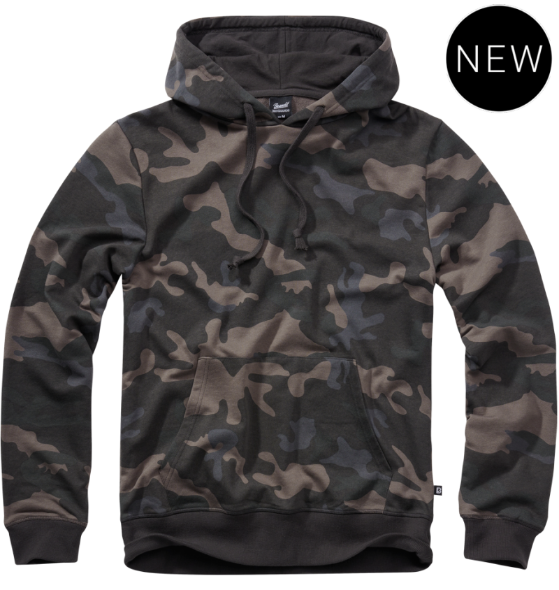 Sweathoody Dark camo