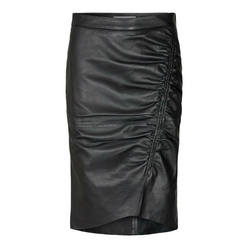 Co'couture - Harvie leather skirt