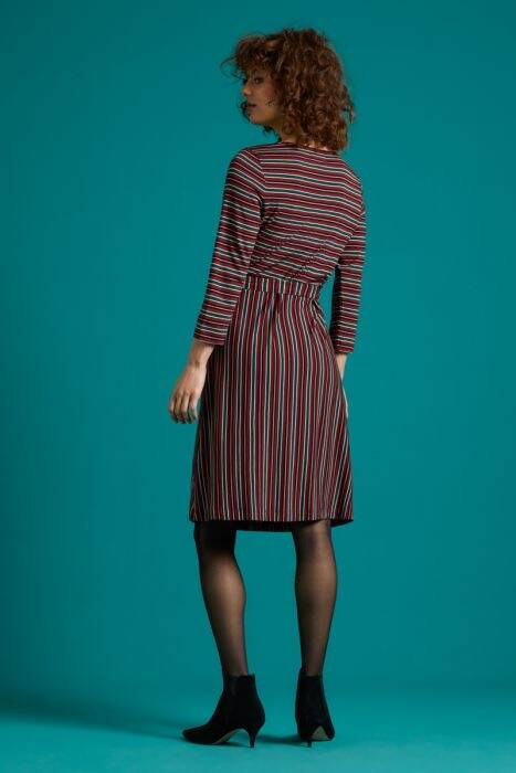 King Louie - Haily dress Nipon stripe