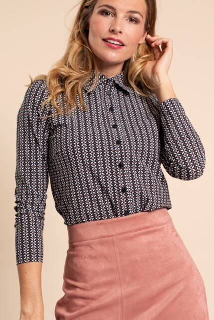 Studio Anneloes - Poppy royal shirt