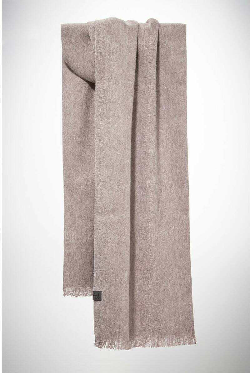 Bufandy - Brushed solid xs - pale purple
