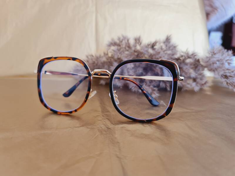 The Tiger Queen glasses