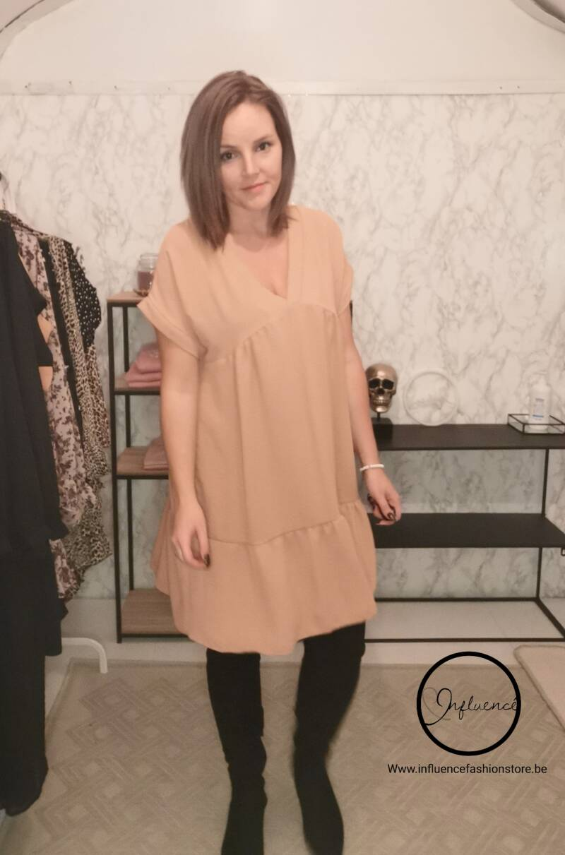Fion Beige dress