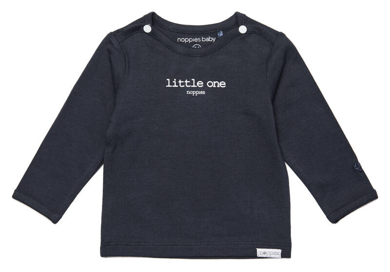 Noppies Hester Little One Top- Charcoal