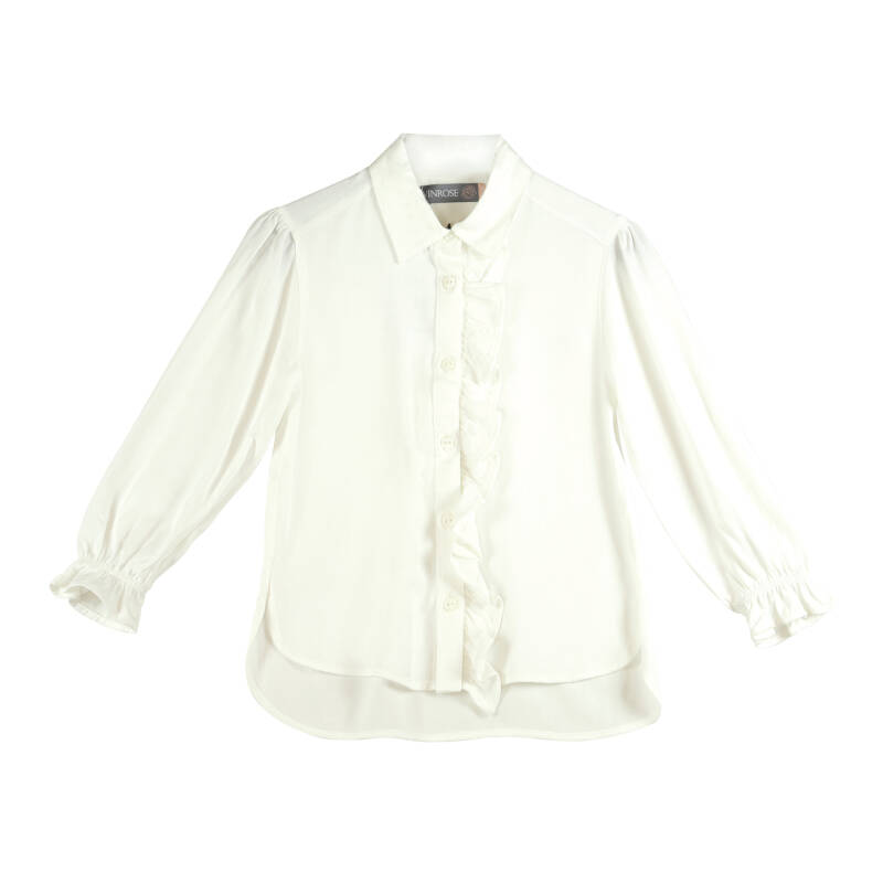 Vinrose Blouse - White