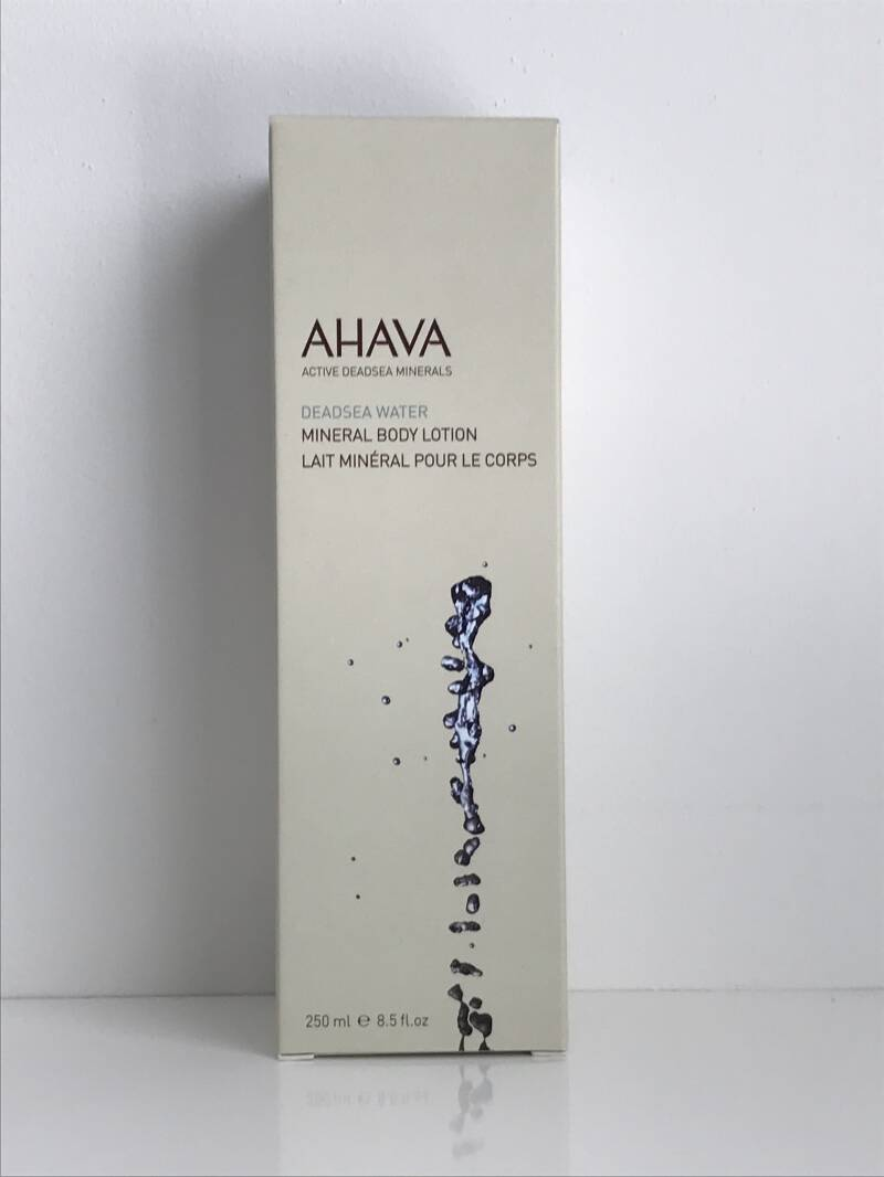 Ahava bodylotion