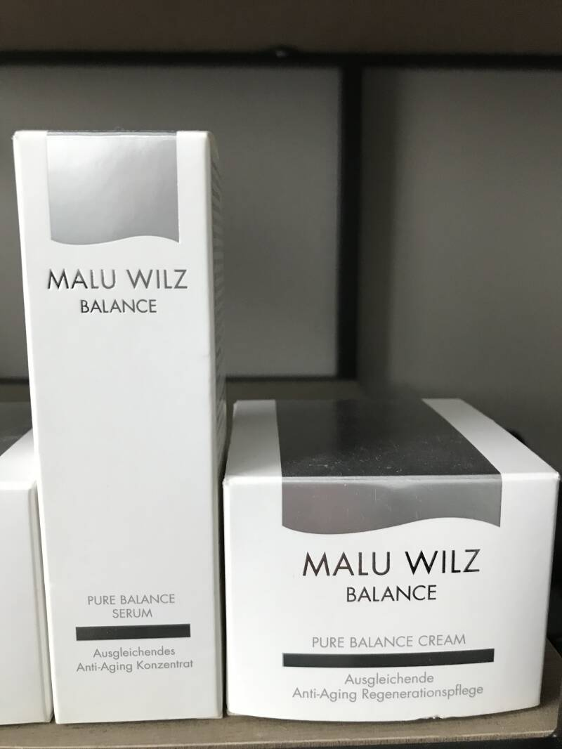 Set balance serum + balance cream