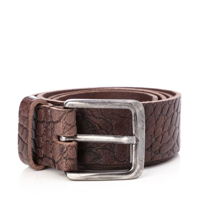 Tannery Leather Men's Croco