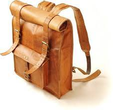 Crawford Rolltop backpack