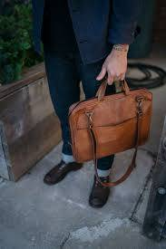 LAPTOP TAS Leather