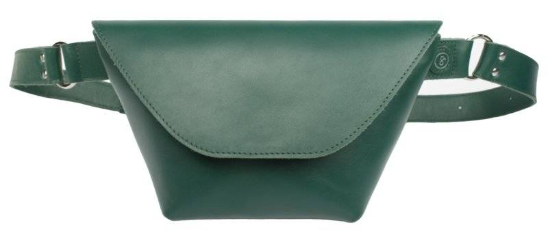 Fanny pack Serpentine Leather