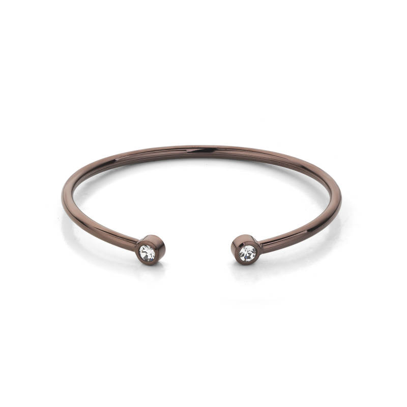 Diamond bangle coffee