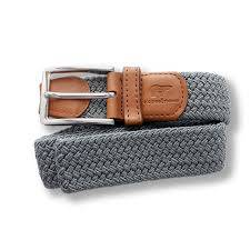 Michael light grey belt
