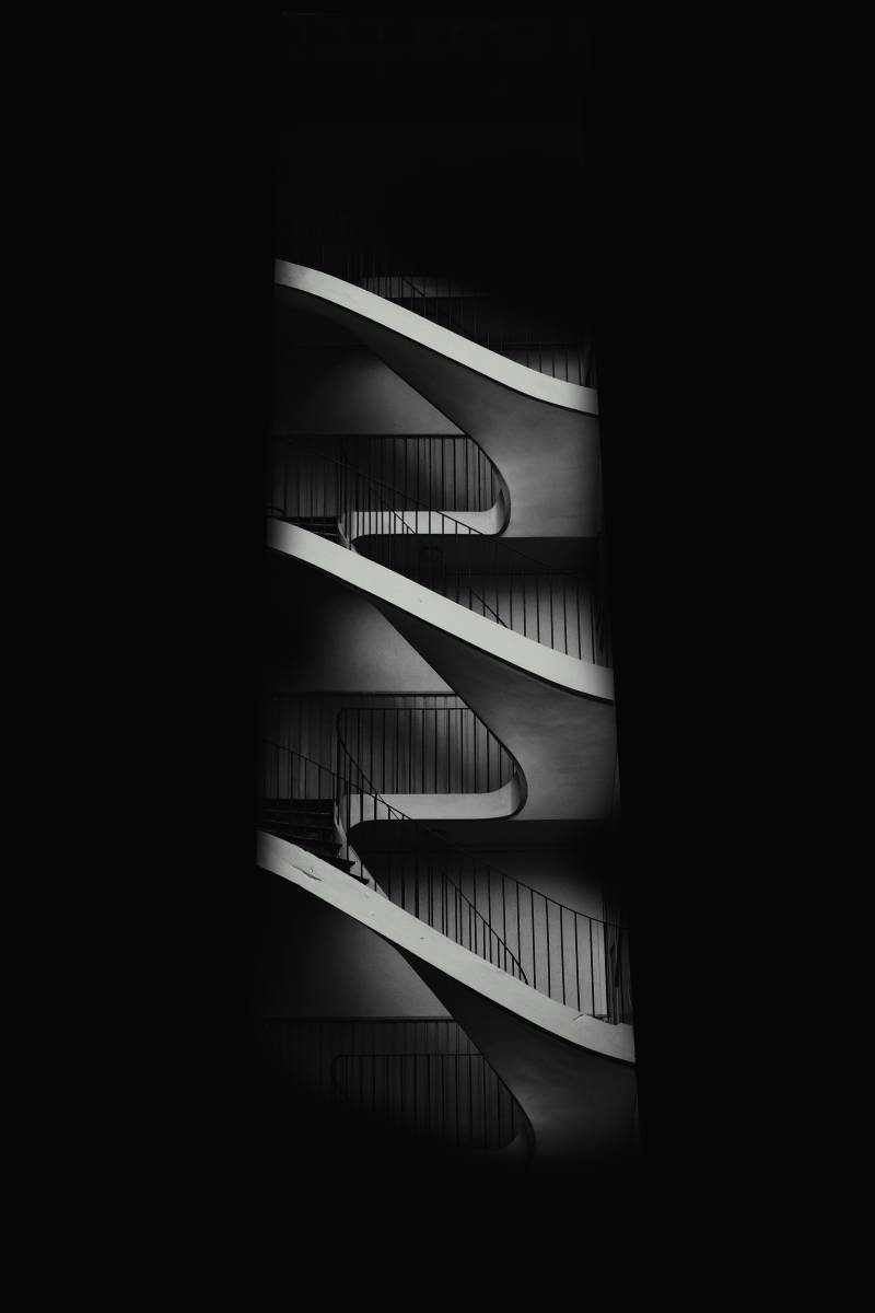 Un escalier interminable