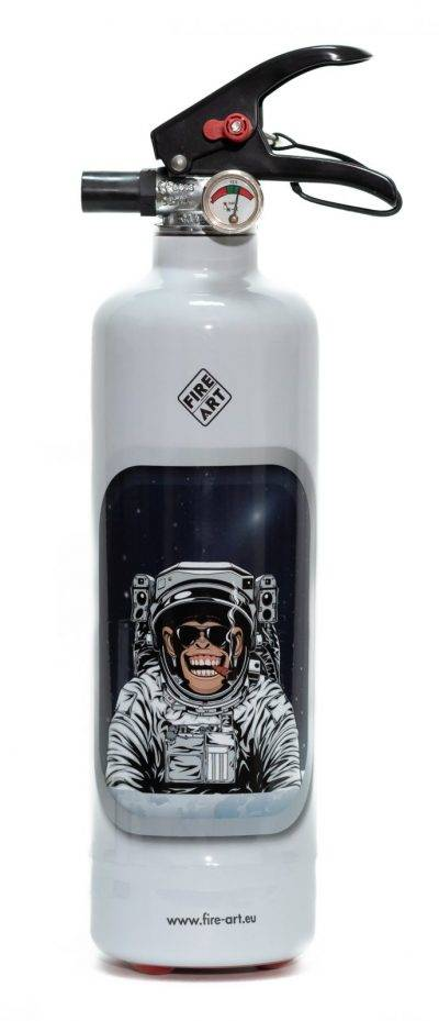 Space Monkey designblusser