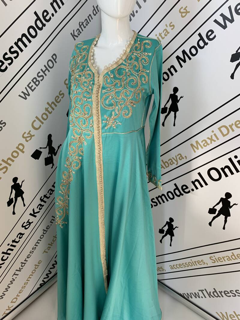 Kaftan jurk, Caftan Dress